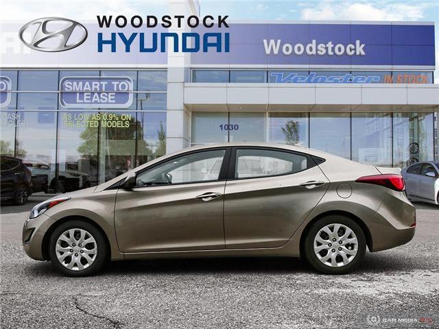 2014 Hyundai Elantra GL (Stk: P1422) in Woodstock - Image 3 of 27