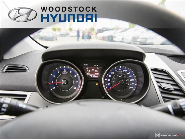 2014 Hyundai Elantra GL (Stk: P1422) in Woodstock - Image 8 of 27