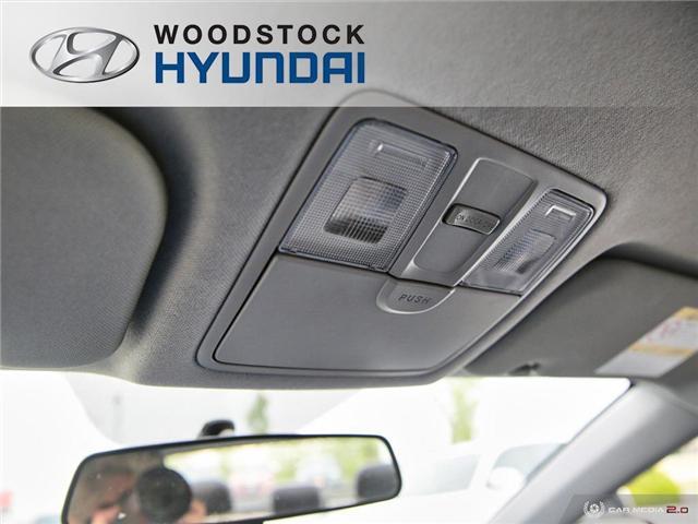 2014 Hyundai Elantra GL (Stk: P1422) in Woodstock - Image 15 of 27