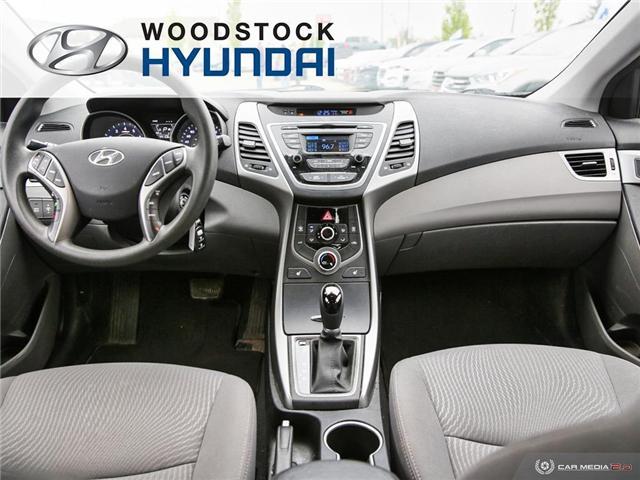 2014 Hyundai Elantra GL (Stk: P1422) in Woodstock - Image 18 of 27