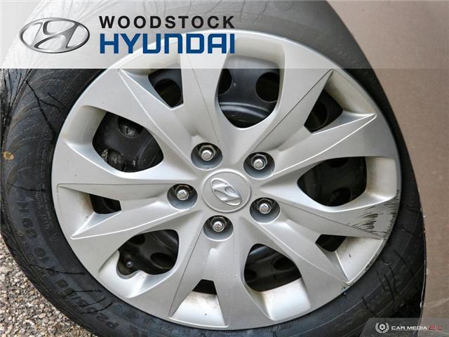 2014 Hyundai Elantra GL (Stk: P1422) in Woodstock - Image 21 of 27