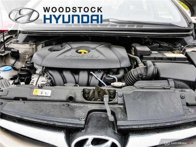 2014 Hyundai Elantra GL (Stk: P1422) in Woodstock - Image 23 of 27