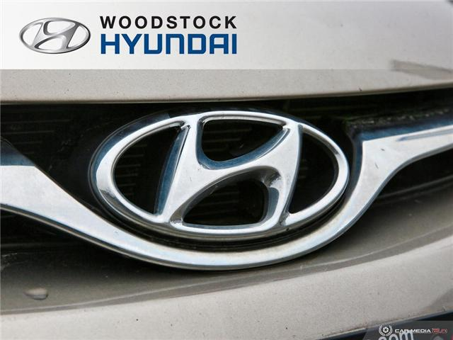 2014 Hyundai Elantra GL (Stk: P1422) in Woodstock - Image 24 of 27