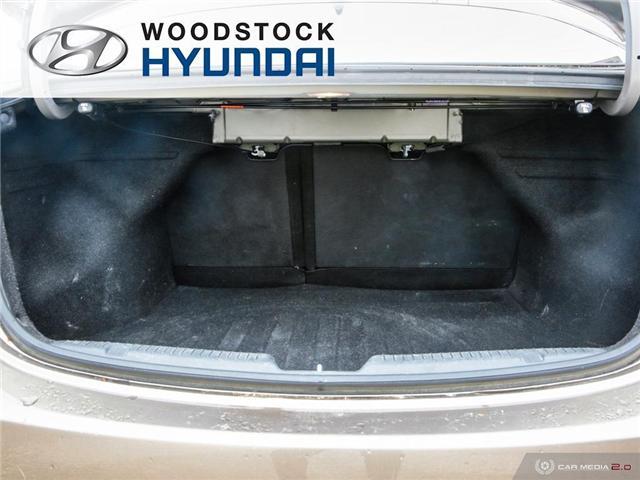 2014 Hyundai Elantra GL (Stk: P1422) in Woodstock - Image 26 of 27