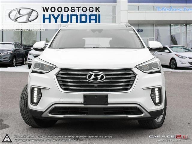 2017 Hyundai Santa Fe XL Ultimate (Stk: HD17065) in Woodstock - Image 2 of 27