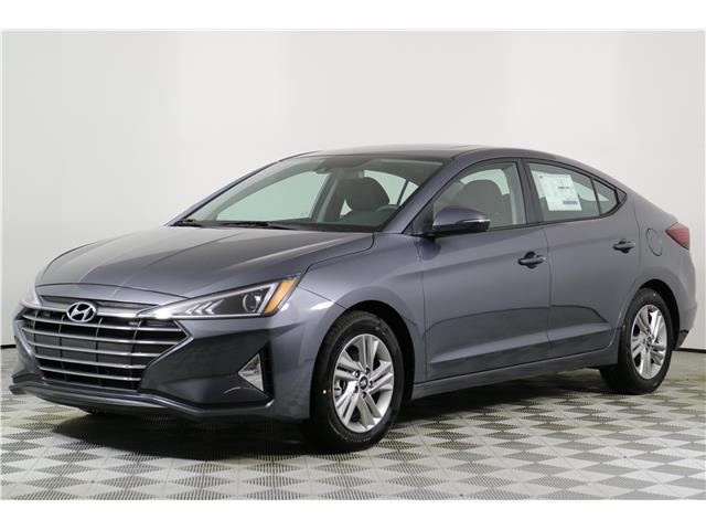 2020 Hyundai Elantra Preferred w/Sun & Safety Package (Stk: 194583) in Markham - Image 3 of 22
