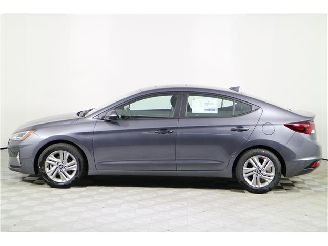 2020 Hyundai Elantra Preferred w/Sun & Safety Package (Stk: 194583) in Markham - Image 4 of 22