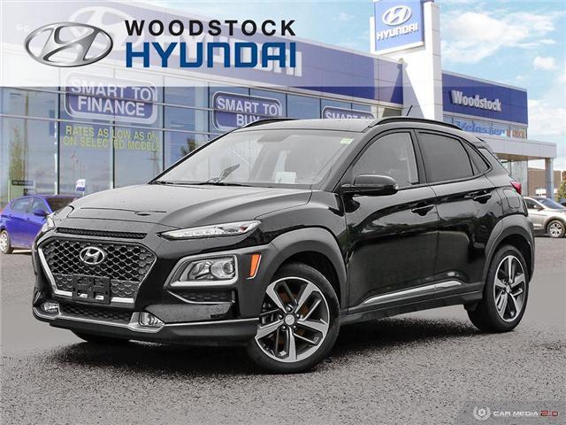 2019 Hyundai KONA 1.6T Trend (Stk: HD19017) in Woodstock - Image 1 of 27