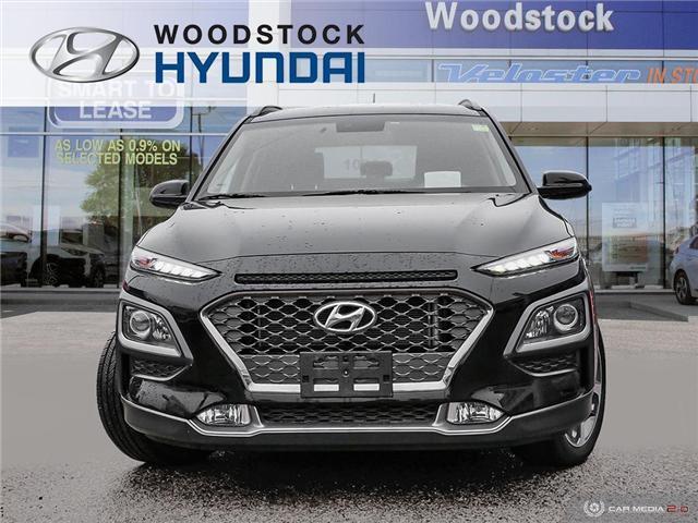 2019 Hyundai KONA 1.6T Trend (Stk: HD19017) in Woodstock - Image 2 of 27