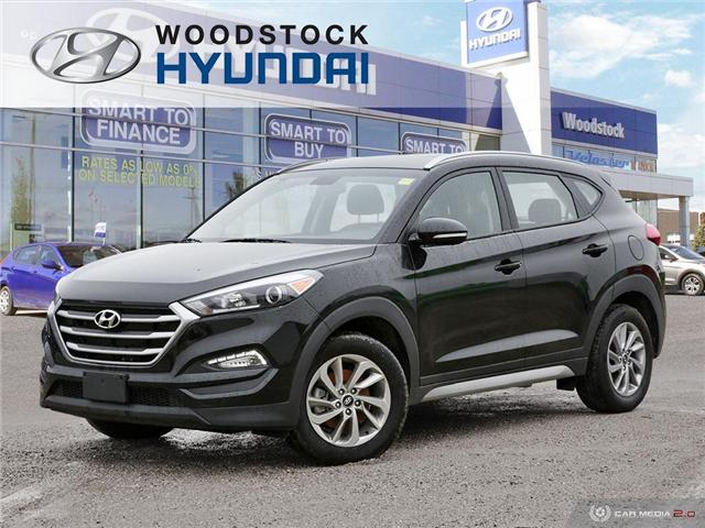 2018 Hyundai Tucson Premium 2.0L (Stk: HD18081) in Woodstock - Image 1 of 27