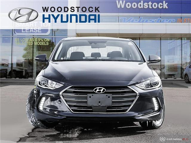 2018 Hyundai Elantra GLS (Stk: HD18073) in Woodstock - Image 2 of 27