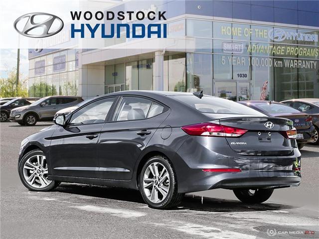 2018 Hyundai Elantra GLS (Stk: HD18073) in Woodstock - Image 4 of 27
