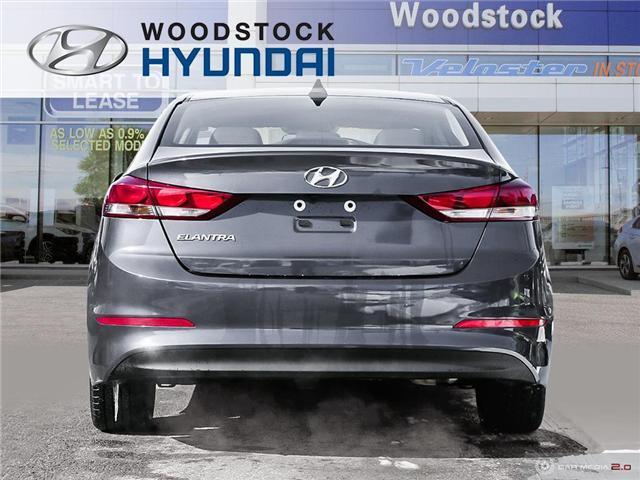 2018 Hyundai Elantra GLS (Stk: HD18073) in Woodstock - Image 5 of 27
