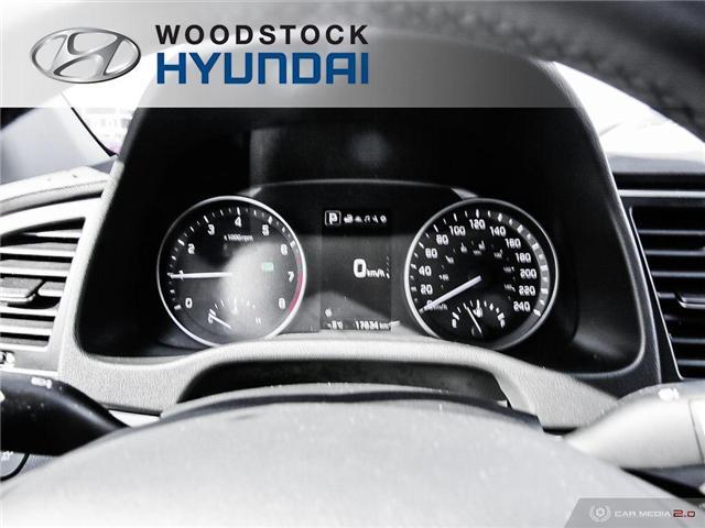 2018 Hyundai Elantra GLS (Stk: HD18073) in Woodstock - Image 8 of 27