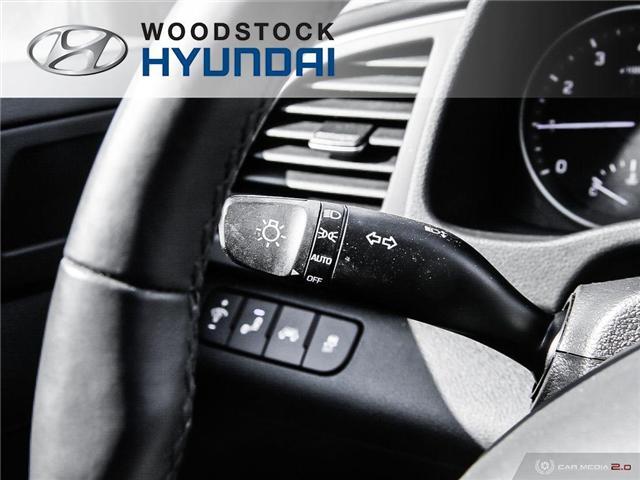 2018 Hyundai Elantra GLS (Stk: HD18073) in Woodstock - Image 9 of 27