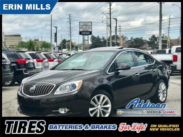 2015 Buick Verano Leather (Stk: UM08763) in Mississauga - Image 1 of 19