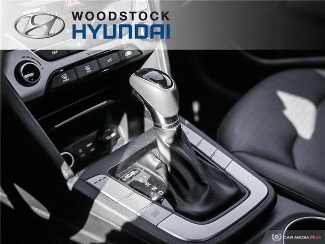 2018 Hyundai Elantra GLS (Stk: HD18073) in Woodstock - Image 12 of 27