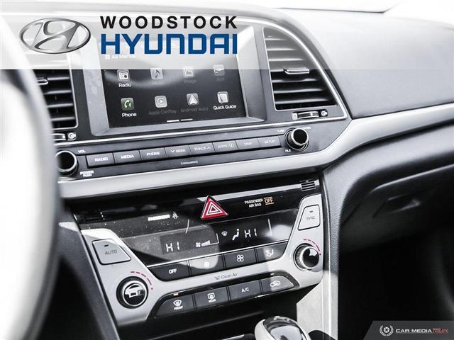 2018 Hyundai Elantra GLS (Stk: HD18073) in Woodstock - Image 13 of 27