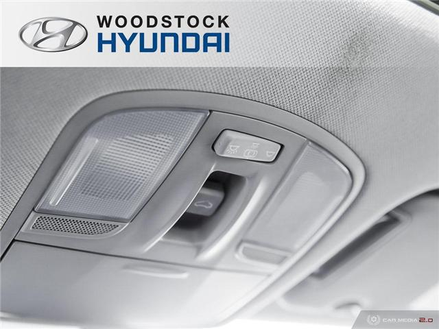 2018 Hyundai Elantra GLS (Stk: HD18073) in Woodstock - Image 15 of 27