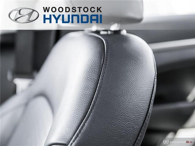 2018 Hyundai Elantra GLS (Stk: HD18073) in Woodstock - Image 16 of 27