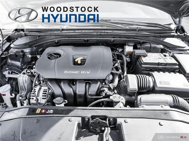 2018 Hyundai Elantra GLS (Stk: HD18073) in Woodstock - Image 23 of 27