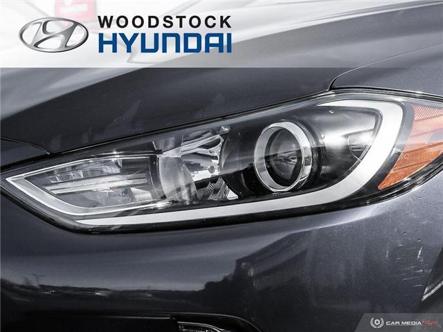 2018 Hyundai Elantra GLS (Stk: HD18073) in Woodstock - Image 25 of 27
