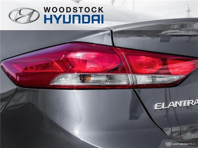 2018 Hyundai Elantra GLS (Stk: HD18073) in Woodstock - Image 27 of 27