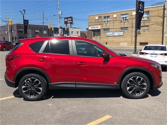 2016 Mazda CX-5 GT (Stk: P1854) in Toronto - Image 6 of 22