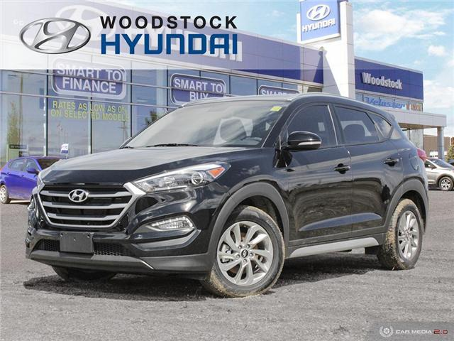 2018 Hyundai Tucson Premium 2.0L (Stk: HD18076) in Woodstock - Image 1 of 27