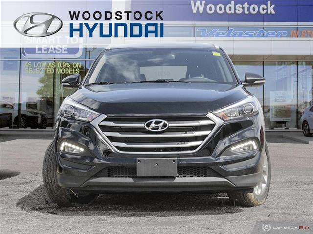 2018 Hyundai Tucson Premium 2.0L (Stk: HD18076) in Woodstock - Image 2 of 27