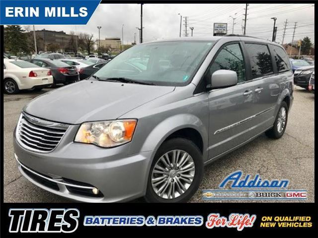 2016 Chrysler Town & Country Touring-L (Stk: UM27037) in Mississauga - Image 1 of 15