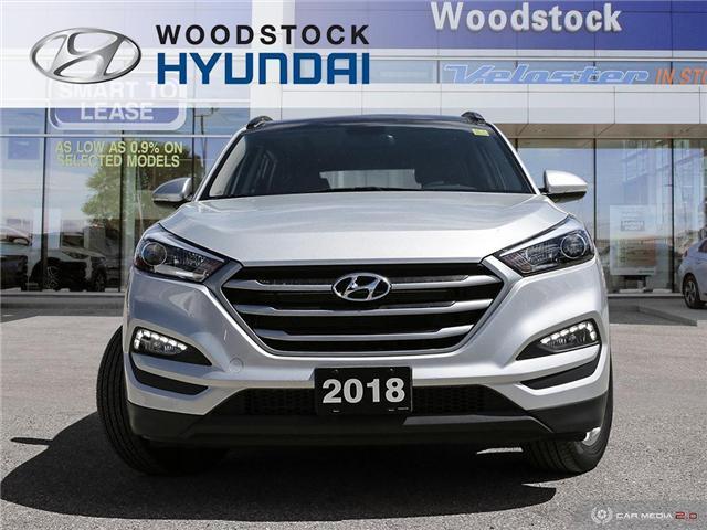 2018 Hyundai Tucson SE 2.0L (Stk: TN18055) in Woodstock - Image 2 of 27