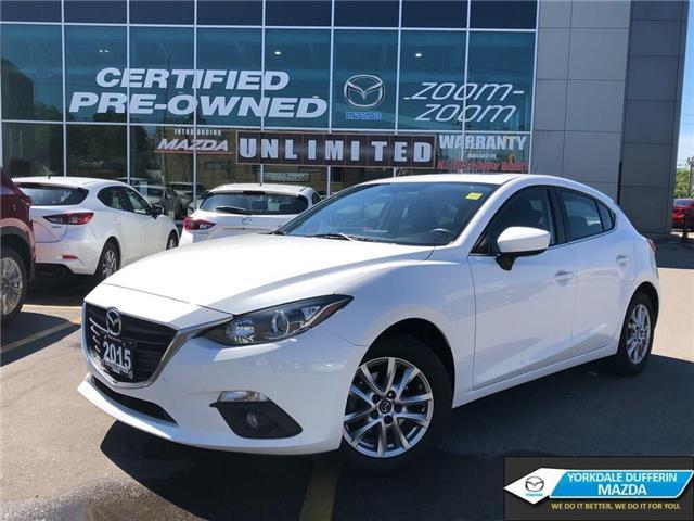 2015 Mazda Mazda3 Sport GS (Stk: P1867) in Toronto - Image 1 of 19