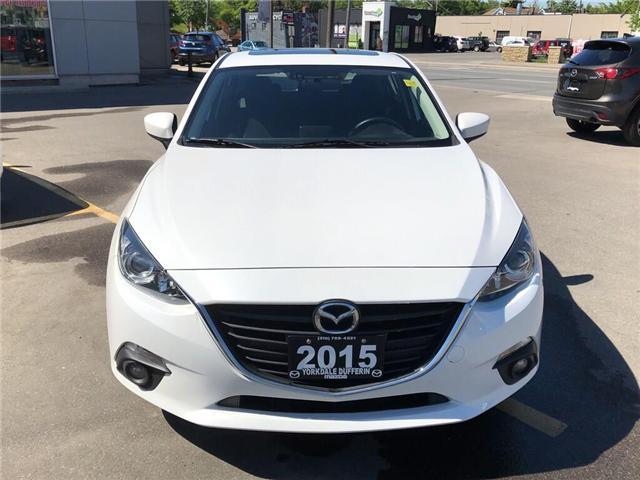 2015 Mazda Mazda3 Sport GS (Stk: P1867) in Toronto - Image 7 of 19