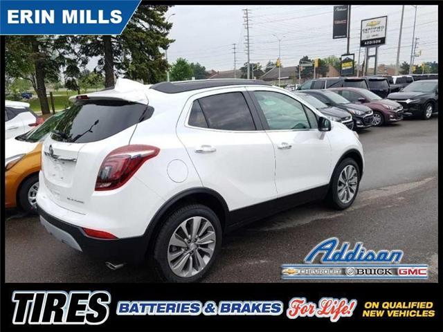 2019 Buick Encore Preferred (Stk: KB875049) in Mississauga - Image 4 of 17