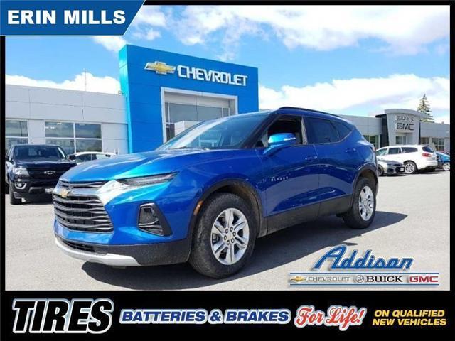 2019 Chevrolet Blazer 3.6 (Stk: KS645864) in Mississauga - Image 1 of 20