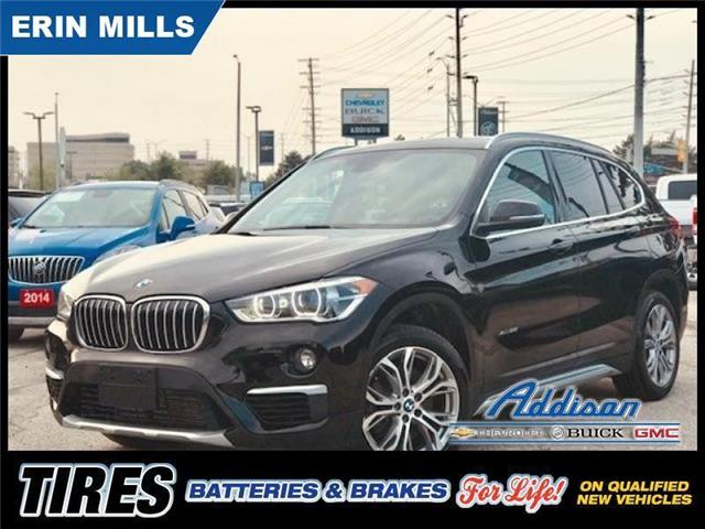 2017 BMW X1 xDrive28i (Stk: UM73613) in Mississauga - Image 1 of 15