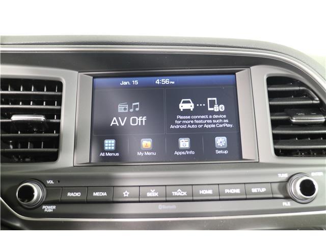 2020 Hyundai Elantra Preferred w/Sun & Safety Package (Stk: 194586) in Markham - Image 17 of 22