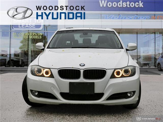 2009 BMW 328i xDrive (Stk: P1413) in Woodstock - Image 2 of 27