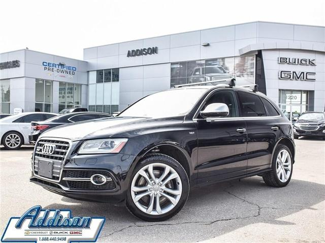 2015 Audi Q5 3.0T Technik (Stk: U135692) in Mississauga - Image 1 of 29