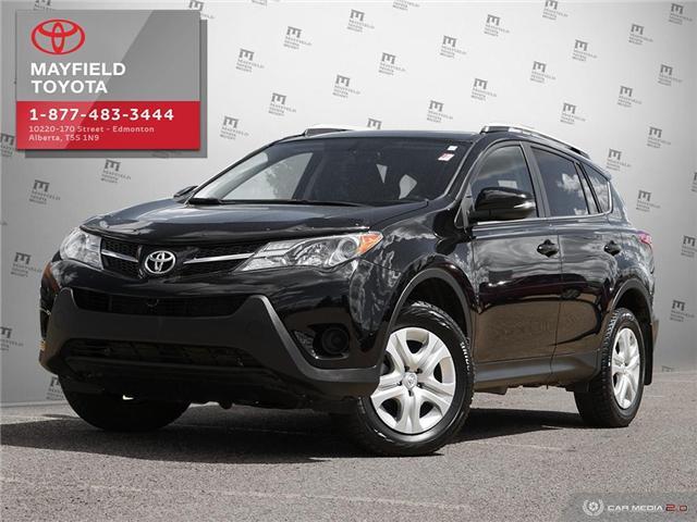 2014 Toyota RAV4 LE (Stk: 1901533A) in Edmonton - Image 1 of 20