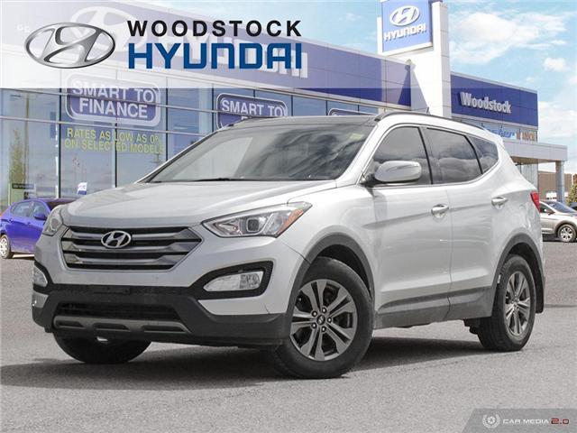 2015 Hyundai Santa Fe Sport 2.4 Premium (Stk: HD18062A) in Woodstock - Image 1 of 27
