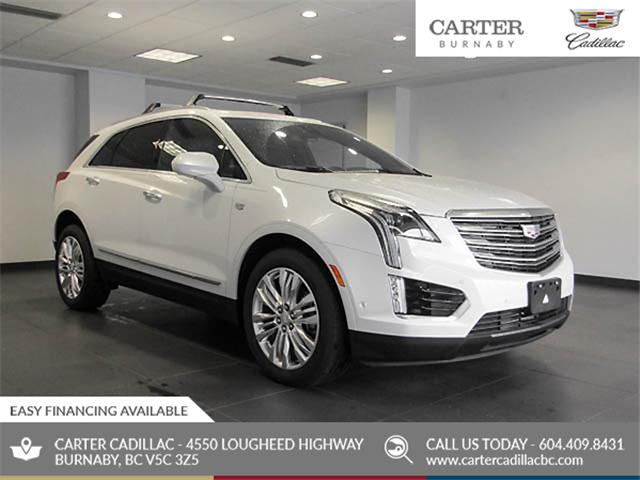 2018 Cadillac XT5 Premium Luxury (Stk: C8-24570) in Burnaby - Image 1 of 24