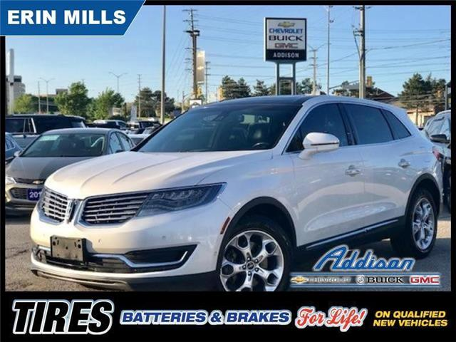 2016 Lincoln MKX Reserve (Stk: UM46825) in Mississauga - Image 1 of 17