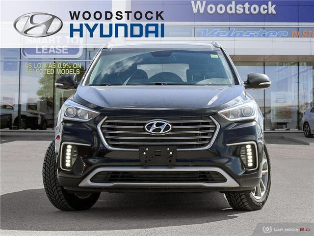 2017 Hyundai Santa Fe XL Limited (Stk: P1383) in Woodstock - Image 2 of 27