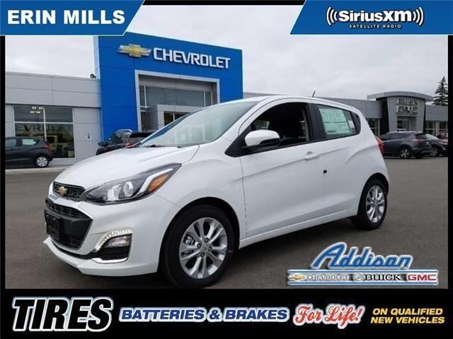 2019 Chevrolet Spark 1LT CVT (Stk: KC795307) in Mississauga - Image 1 of 17