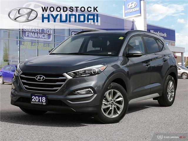 2018 Hyundai Tucson SE 2.0L (Stk: P1394) in Woodstock - Image 1 of 27