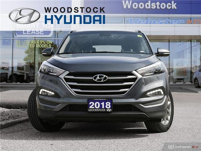 2018 Hyundai Tucson SE 2.0L (Stk: P1394) in Woodstock - Image 2 of 27