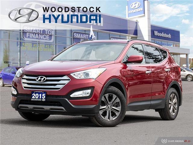2015 Hyundai Santa Fe Sport 2.0T Premium (Stk: P1419) in Woodstock - Image 1 of 27