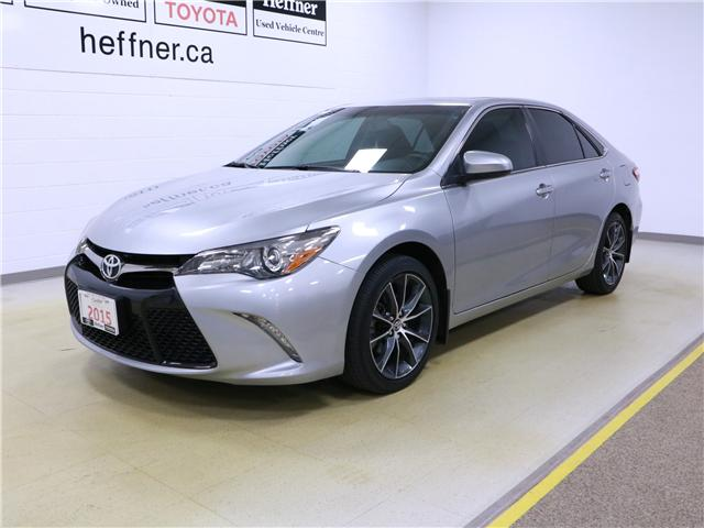 2015 Toyota Camry XSE (Stk: 195504) in Kitchener - Image 1 of 33